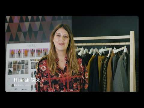 debenhams.com & Debenhams Discount Code video: HCFG by Hannah Gibbins
