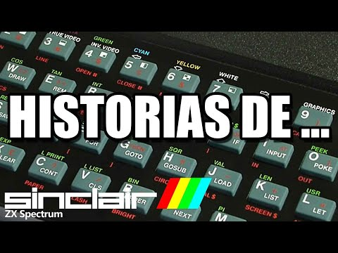 ZX SPECTRUM: VUESTAS HISTORIAS