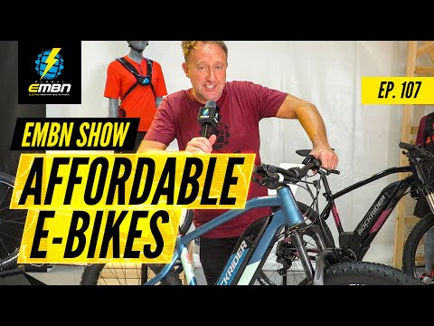 Affordable Electric Mountain Bikes | EMBN Show Ep. 107