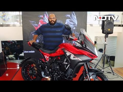 MV Agusta Turismo Veloce 800 First Look