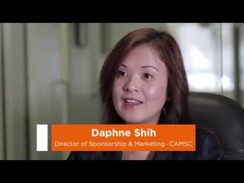 Speaking Testimonial: CAMSC Conference Organizer