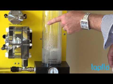 Tapflo Sample Case - Video tutorial - Handling