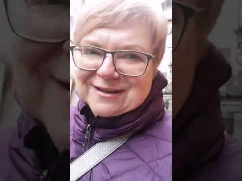 Репортаж из сказочного Таллина. 18.10.2019
