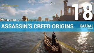 Vidéo-Test : TEST DE ASSASSIN'S CREED ORIGINS - L'épisode le plus abouti