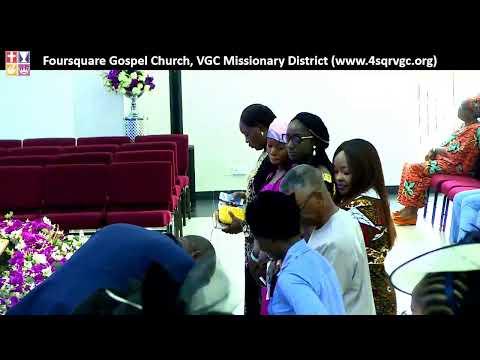 Sunday Worship Service: 13th Oct 2019