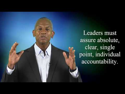 Accountability - Do you work with sideline vultures?