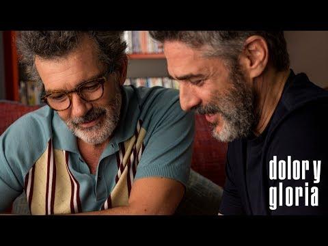DOLOR Y GLORIA. Reencuentros. En cines 22 de marzo.