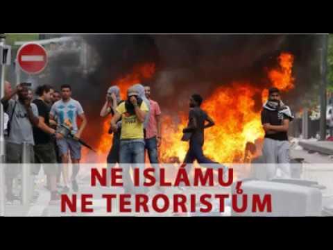 Tomio Okamura: NE islámu, NE teroristům