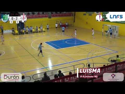 CD El Ejido Futsal - Noia Portus Apostoli Jornada 4 Grupo C Segunda División Temp 20 21