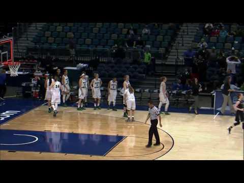 Portland State Women's Basketball Holds Against North Dakota