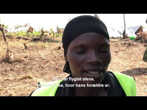 Jane Dawa - på flugt fra Sydsudan