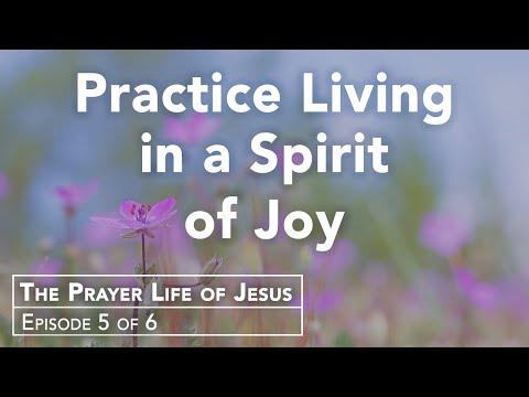 Experience True Joy