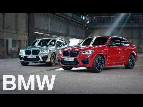 The first-ever BMW X3 M and X4 M. Design.