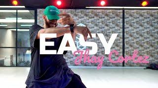 Easy Jhay Cortez - Coreo by @juulsperi - Poncho Glez