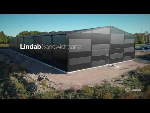 Lindab | Padelhall i Kristianstad