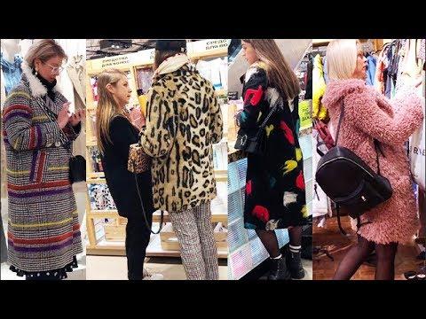 Как одеваются россиянки — модницы Петербурга Street style — Fashion Walking Style in Russia