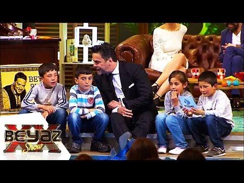Iğdırlı Reklam Yıldızı Çocuklar Beyaz Show'da - Beyaz Show
