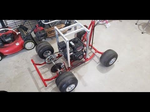 Bar Stool Racer seat mockup test - UCeWinLl2vXvt09gZdBM6TfA