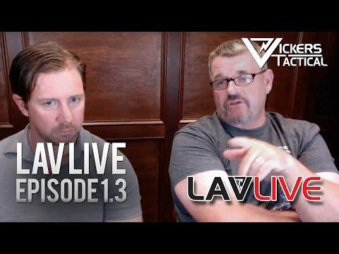 LAV LIVE Episode 1 - Pt. 3 w/ Tyler Grey