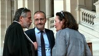 Corsica Libera en soutien de Cédric Courbey