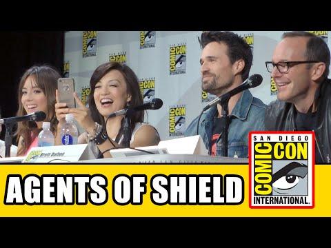 Agents of SHIELD SDCC Official Panel 2014 - Season 2 - UCS5C4dC1Vc3EzgeDO-Wu3Mg