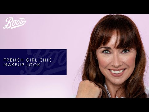 boots.com & Boots Voucher Code video: Make-up tutorial   French girl chic make-up   Boots