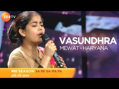 SA RE GA MA PA - New Season - Vasundhara | Sat - Sun, 9 PM - Promo | Zee TV