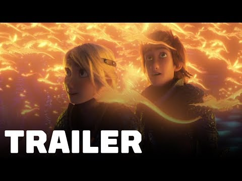 How to Train Your Dragon: The Hidden World - Trailer 2 - UCKy1dAqELo0zrOtPkf0eTMw