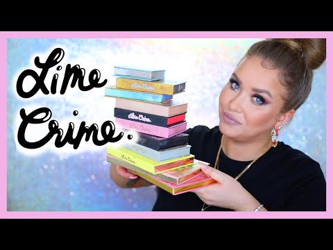 Моя коллекция LIME CRIME photo