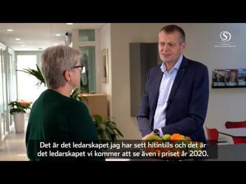 Stora Skolledarpriset 2020 - Matz Nilsson kommenterar