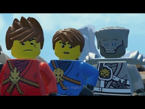 LEGO Ninjago: Shadow of Ronin 100% Walkthrough Guide #1 - Chapter 1 'Prologue' (3DS/Vita) - UCmDM6zuSTROOnZnjlt2RJGQ