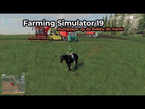 Farming Simulator 19 -- Opname 09/04/2019