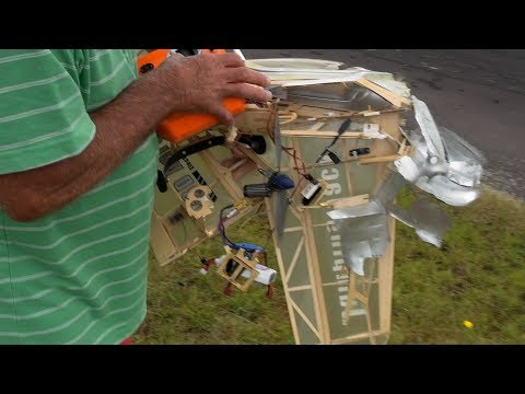 Not a fair maiden (RC plane fail and crash) - UCQ2sg7vS7JkxKwtZuFZzn-g