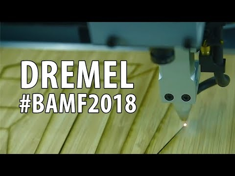 Photobombed at the Dremel Digilab Booth at Bay Area Maker Faire #BAMF2018