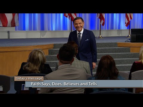 Faith Says, Does, Believes and Tells