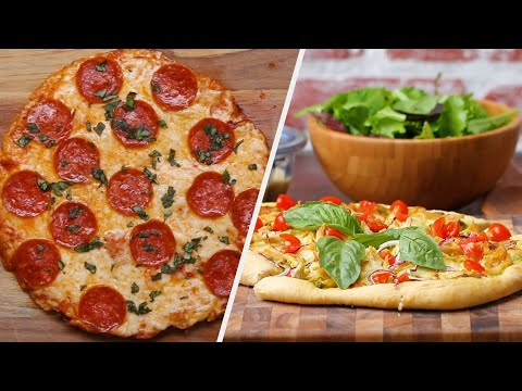5 Gourmet Pizzas You Can Make At Home ? Tasty Recipes