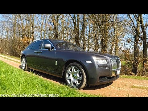 Rolls Royce Ghost: ?285.000 of LUXURY! [Test Drive ] - Sub ENG