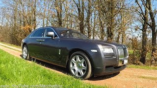 Rolls Royce Ghost: €285.000 of LUXURY! [Test Drive ] – Sub ENG