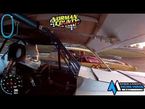 #11 Kalvin Kesselberg IMCA Stock Car On-Board @ Ada (6/10/21) - dirt track racing video image