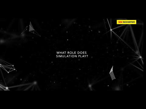Simulation - Artificial Intelligence | SSI SCHAEFER