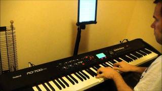 Cinematic Orchestra To Build A Home Piano Instrumental Cover Youtube