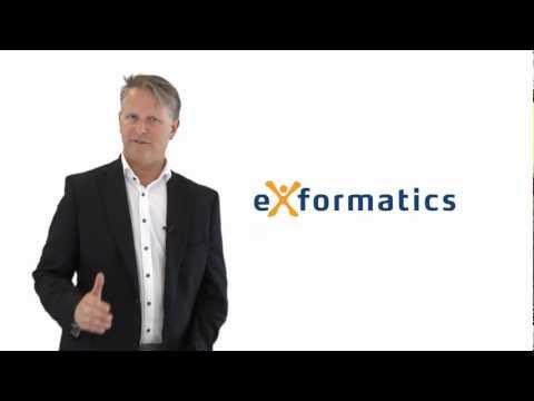 Exformatics erbjuder arbetsglädje, effektivitet och ökat samarbete