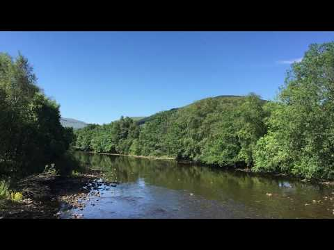 Video op YouTube: West Highland Way - Crossing river