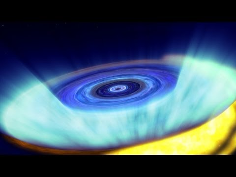NASA | X-ray Nova Reveals a New Black Hole in Our Galaxy - UCAY-SMFNfynqz1bdoaV8BeQ