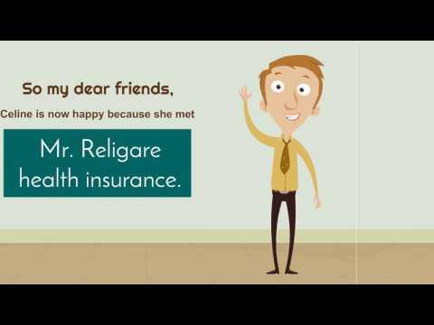 Video Promo for Health insurance agency using Animaker
