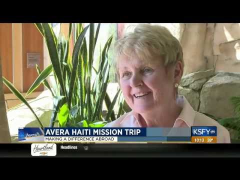 Avera Haiti Mission Trip - Medical Minute