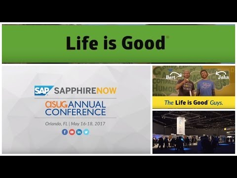 SAPPHIRE NOW and ASUG Annual Conference 2017