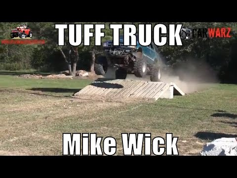 Mike Wick Chevy Blazer FREESTYLE At Minto Tuff Truck Challenge 2018
