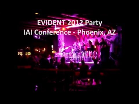 EVIDENT 2012 Party IAI Phoenix - EVIDENT