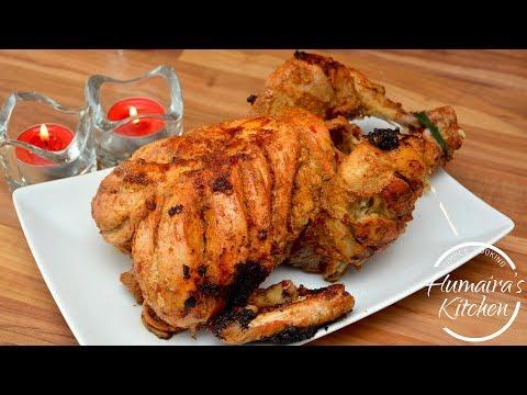 Chicken Steam Roast in Urdu | Chargha Chicken Recipe - Tandoori Chicken Roast - default